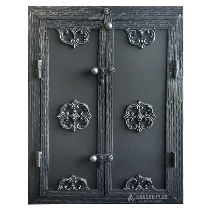 Дверцята для коптильні