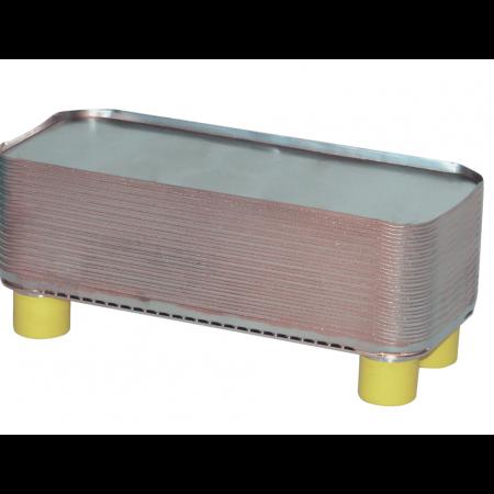 Пластинчатий теплообмінник 10 плит, фото 1 , 4583.2грн