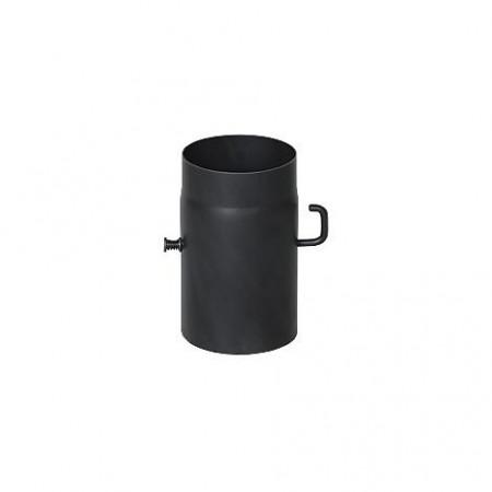 Шибер для димоходу (2 мм) Ø130 з гачком, фото 1 , 487.5грн