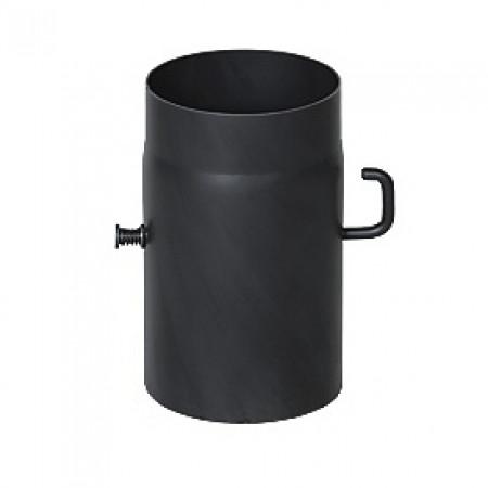 Шибер для димоходу (2 мм) Ø180 з гачком, фото 1 , 585грн