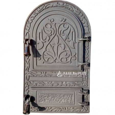 Дверцята для печі без скла Linda 315х535, фото 1 , 2821.5грн