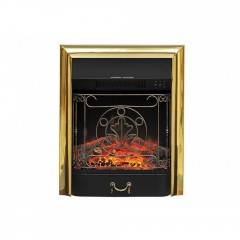 Электрокамин Royal Flame Majestic FX Brass фото
