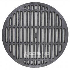 Решітка кругла для мангалу діаметр 40 см фото