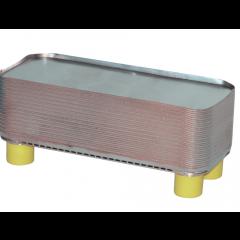 Пластинчатий теплообмінник 10 плит фото