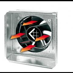 Адаптер з вентилятором і датчиком для терморукава 17/17 Ø100 фото