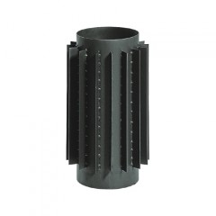 Радіатор для димоходу (2 мм) 50 СМ Ø130 фото