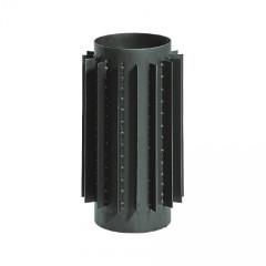 Радіатор для димоходу (2 мм) 50 СМ Ø120 фото