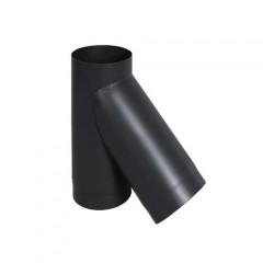 Трійник для димоходу 45º (2мм) Ø120 фото