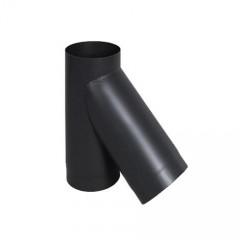 Трійник для димоходу 45º (2мм) Ø130 фото