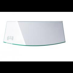Скляна підставка під камін HITZE 515X350 фото