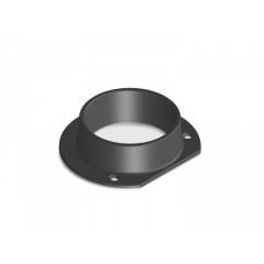Чавунний перехідник для подачі холодного повітря до топки KAW-MET НА W16, 17 фото