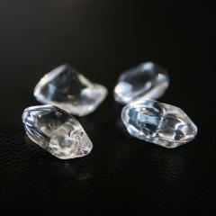 Прозорі декоративні камені KRATKI до біокамінів фото