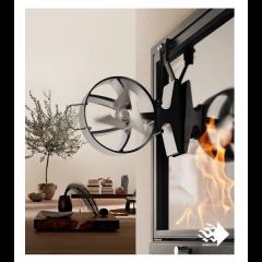 HANSA SIROCCO Кріплення для вентилятора на димохідні труби фото