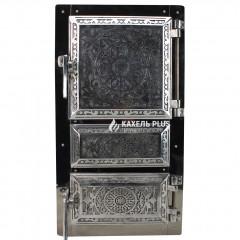 "Дверцята для печі без скла ""Adela"" 270x480 фото"