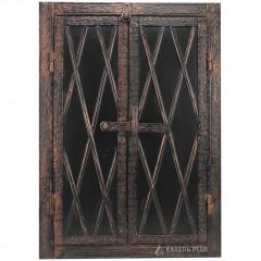 Дверцята для коптильні CONNOR 500x700 з вогнетривкої сталі фото