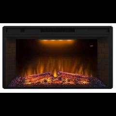 Електрокамін Goodfire 33W LED фото