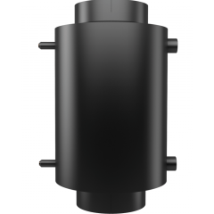 Теплогенератор водний Турбодим з змійовиком фото