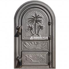 """Дверцята для печі без скла """"Pamela"""" 340х540 фото"""