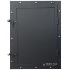 Дверцята для коптильні STARR 500x700 з вогнетривкої сталі фото