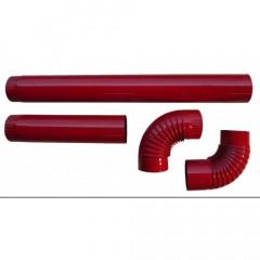 Труби емальовані до печей MBS (додаткове обладнання) КОЛІНО 90  фото