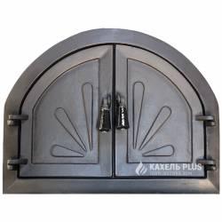 """Дверцята для каміну """"Adeline"""" 570х430мм фото"""