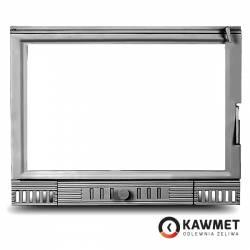 Дверцята для каміну KAWMET W1 680x530 мм фото