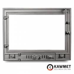 Дверцята для каміну KAWMET W3 700x540 мм фото
