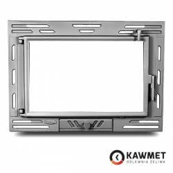 Дверцята для каміну KAWMET W9 680x490 мм фото