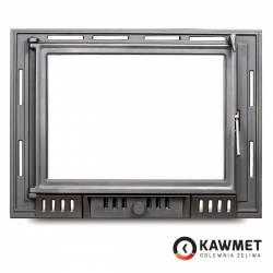 Дверцята для каміну KAWMET W6 685x515 мм фото
