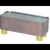 Пластинчатий теплообмінник 15 плит, фото 2, колір , 4928грн