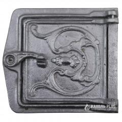 Дверца прочисная сажетруска 170х160 мм фото