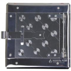 Дверца прочисная сажетруска нержавейка 180х180 мм фото