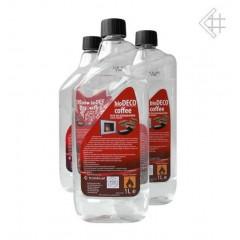 ТОПЛИВО к биокаминов с ароматом кофе KRATKI (Биотопливо) фото