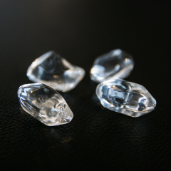 Прозрачные декоративные камни KRATKI к биокаминам фото