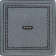 """Чугунная дверца прочисная сажетруска """"Dori 1"""" 170x170 мм фото"""
