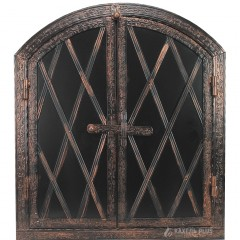 Дверца для коптильни HELEN 600x700 фото