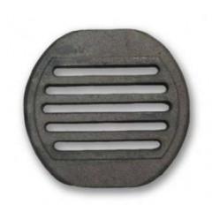 Колосниковая решетка круглая 310х280 мм фото