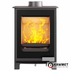Чугунная печь KAWMET Premium S17 (P5) Dekor фото