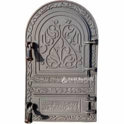 Дверца печная без стекла Linda 315х535 фото